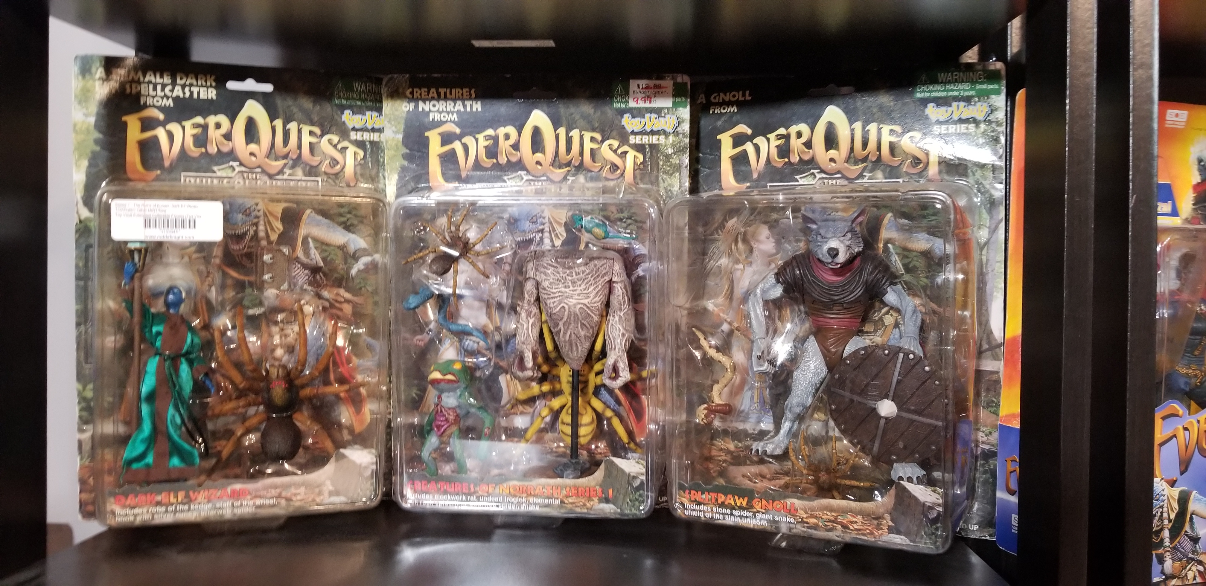 Show me yours and I'll show you mine – The EverQuest Show