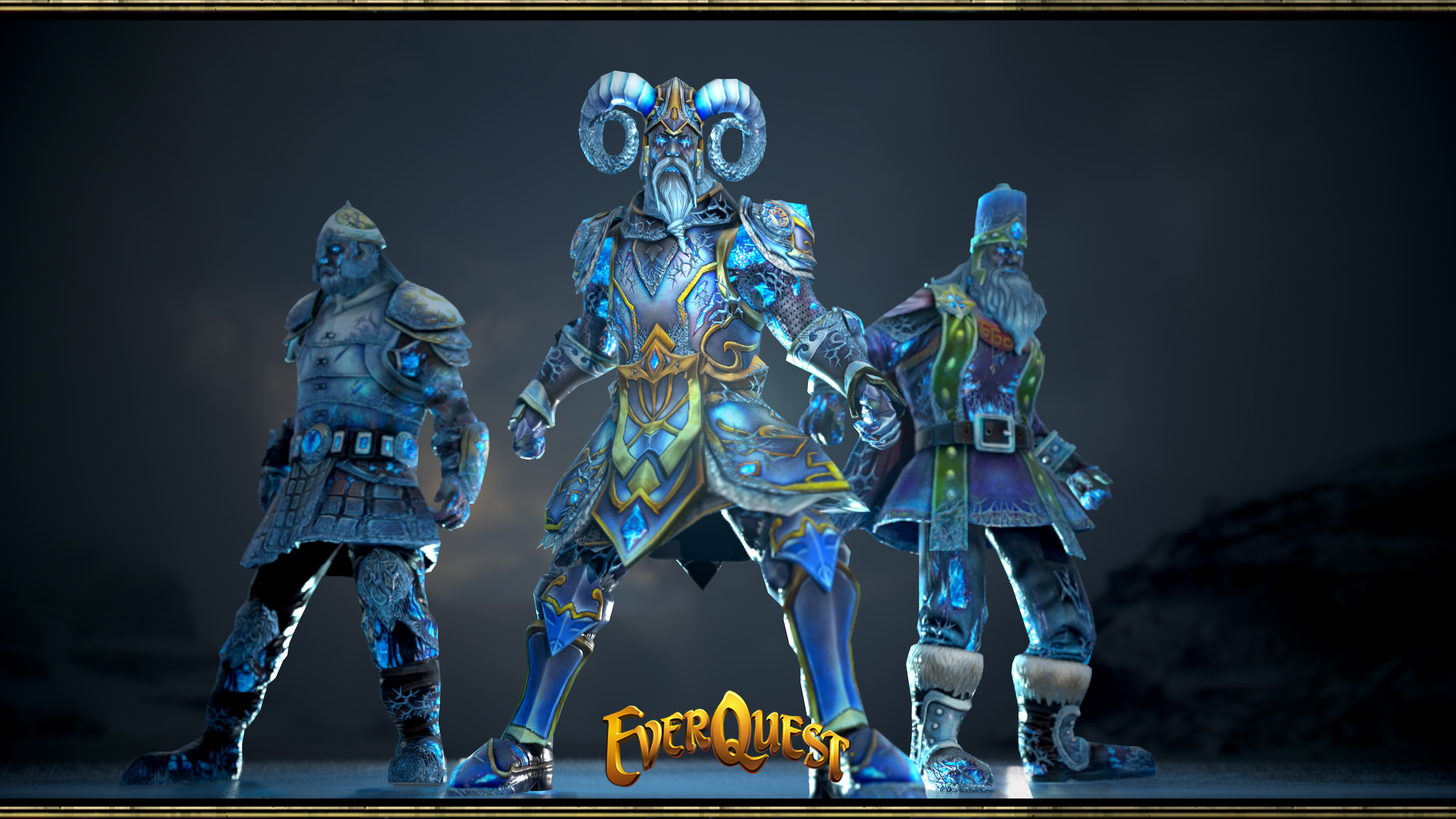 EXCLUSIVE : Screenshots of the next EverQuest expansion